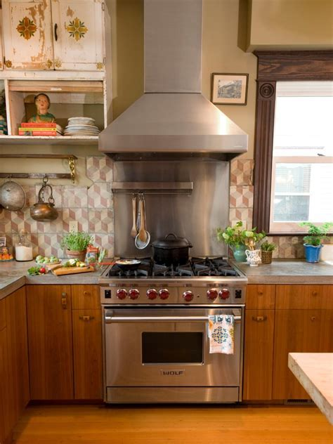 Stainless Steel Kitchen Cabinets: Pictures, Options, Tips