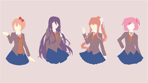 Lift your spirits with funny jokes, trending memes, entertaining gifs, inspiring stories, viral videos, and so much more. Doki Doki Literature Club, Monika (Doki Doki Literature Club), Yuri (Doki Doki Literature Club ...