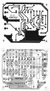 Transist U00f6rl U00fc Inverter Devresi  100w   12v  U2014 U0026gt 220velektronik Hobi