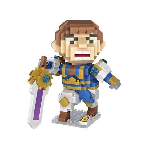 Loz League Of Legends Garen Mini Block Set Lepin Land Shop