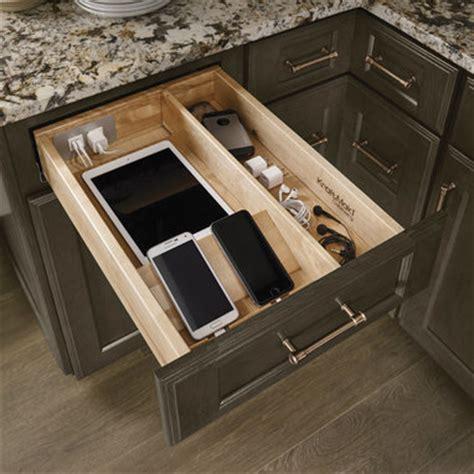 charging drawer kraftmaid