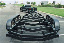 Boat Trailer Line X by Marine