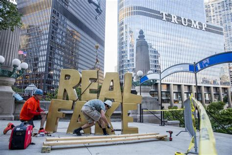 Chicago Trolls Trump Tower With Real Fake Sculpture
