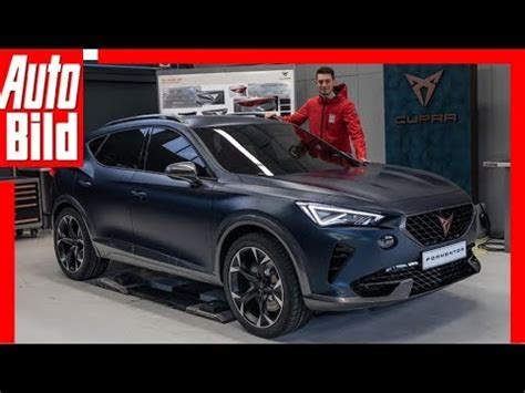 cupra formentor  suv coupe der seat tochter