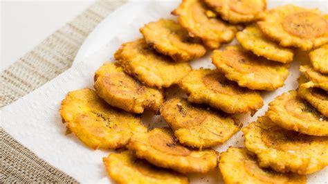 fried plantain fried plantain banana recipe chichilicious com