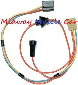 69 Chevy Truck Wiring Harnes by Heater Wiring Harness Chevy Gmc 69 72 Truck
