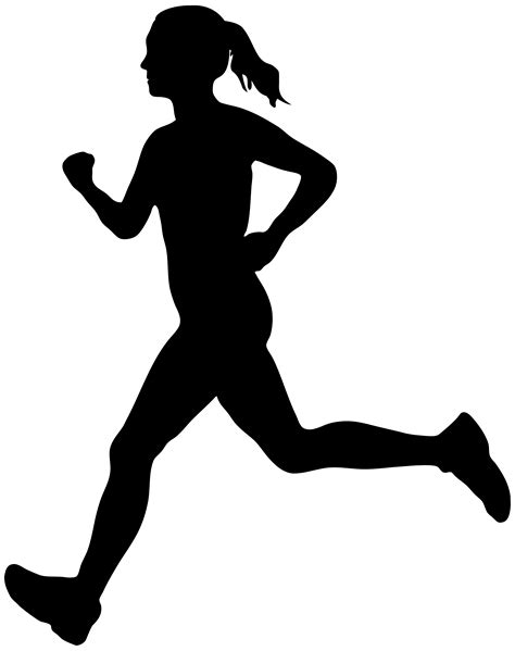 Clipart Running Running Clipart Png Clipground