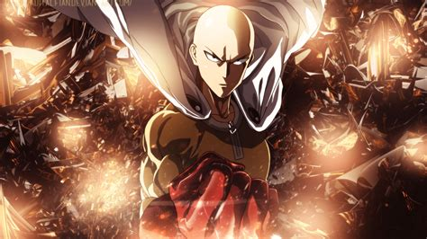 punch man hd wallpapers wallpapersafari