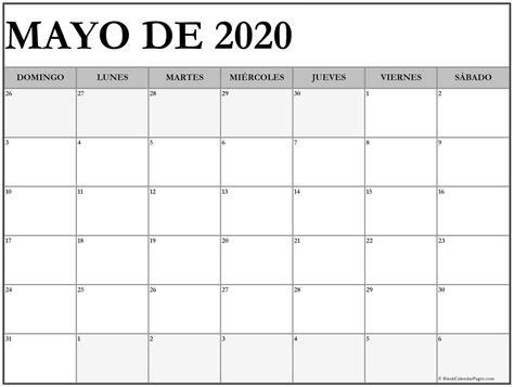 mayo de calendario gratis calendario de
