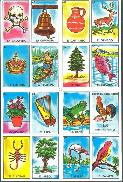 loteria mexican roots pinterest mexicans