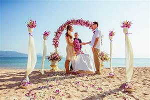 small budget cheap beach wedding ceremony phuket With low budget beach wedding ideas