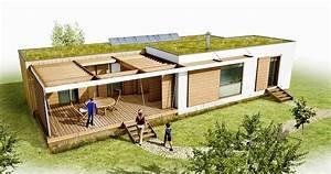 construire en ossature bois ecologis experts With construire une maison ecologique