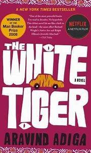 The White Tiger von Aravind Adiga - englisches Buch ...