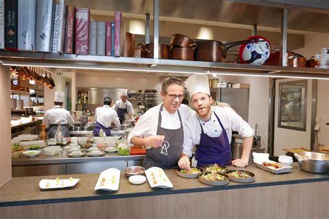 stage de cuisine nantes oeufs brouillés et croque aux truffes
