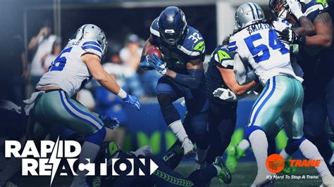 rapid reaction seahawks  cowboys