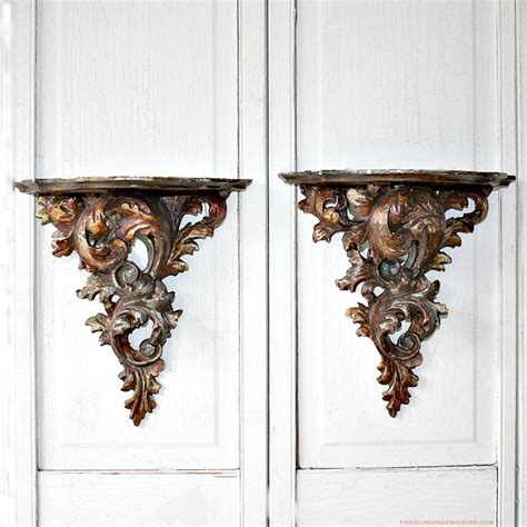 Wall Corbels by 17 Best Images About Home Decor Wall Brackets Corbels