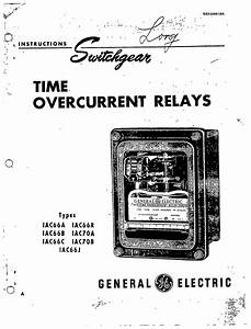 il 41 3471a types hu and hu 1 transformer differential With general electric relay manuals