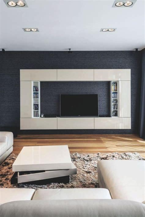 stylish modern wall units  effective storage digsdigs