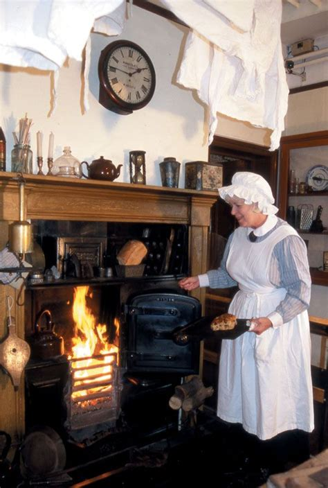 victorian kitchen kitchens cooking modern era range century 19th stove days heating early edwardian gas would clothes houses