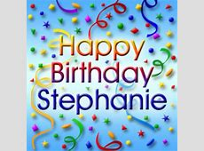 Birthday Stephanie Happy Daughter 6