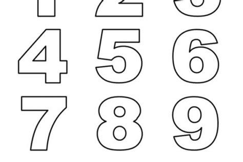 disegni da colorare con i numeri per bambini ecco tanti disegni con i numeri da colorare