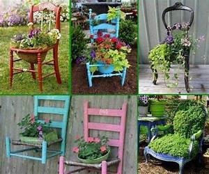 40 formas criativas para decorar o seu jardim gastando pouco With charming comment amenager un petit jardin 3 10 projets recup pour le jardin