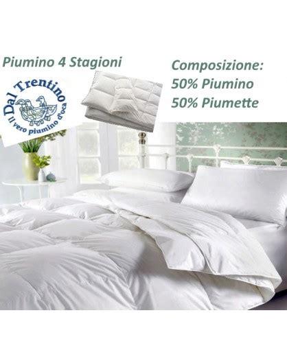 Piumone Bassetti 4 Stagioni by Piumini Trentino
