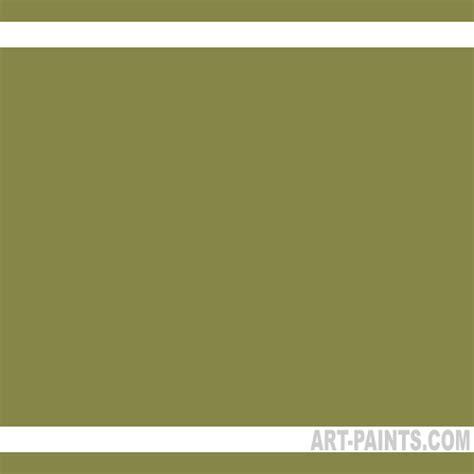 Dark Olive Green Military Model Acrylic Paints F505308