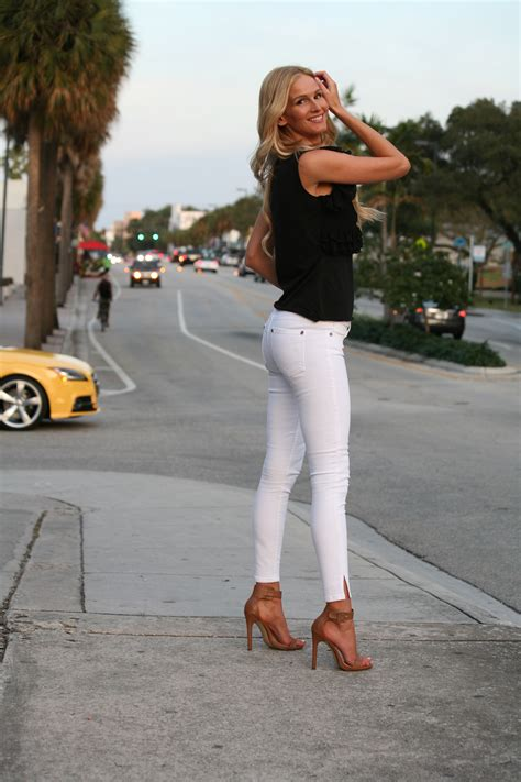 USA Made Skinny Jeans & Summer Shoe Trends