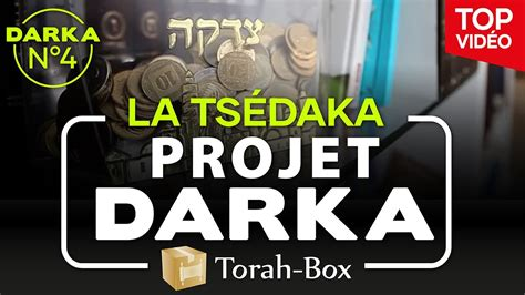 Projet Darka n°4 - La Tsédaka - YouTube