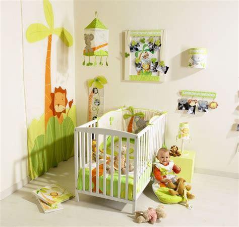 fait reve vos bebe avec cette decoration du style fort