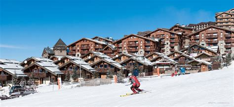 les menuires ski resort review alps mountainpassions