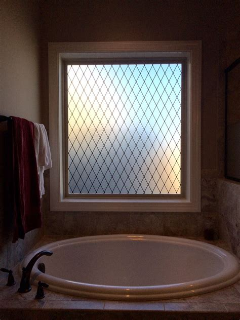 So Many Of Us Have A Window Over The Bathtub Decorative