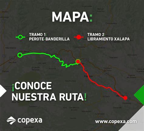 foto de Copexa Oficial La nueva autopista México Veracruz vía