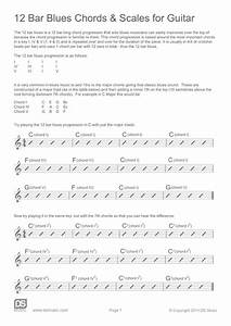 Download Electric Guitar Bar Chords Chart For Free