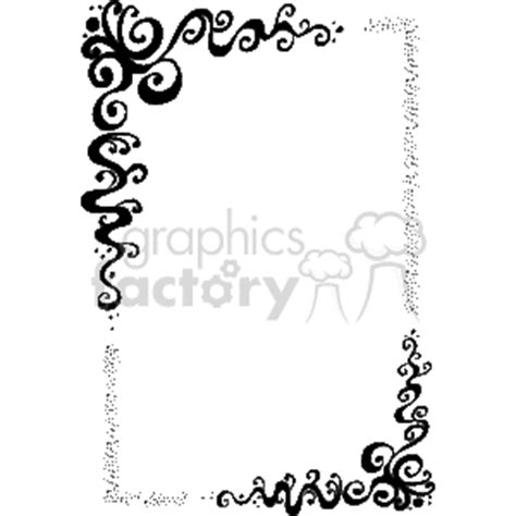 borders clip art image royalty  vector clipart