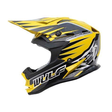 junior motocross wulf cub advance junior motocross helmet wulfsport youth