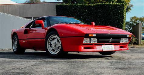 Niki Lauda's Ferrari 288GTO is a Museum Quality Mechanical ...