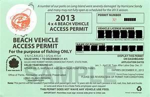 NY state park permits