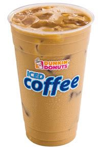 I don't consider the decaf a fallback order. Caffeine in Dunkin' Donuts Brewed Coffee