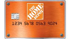 credit card offers  home depot