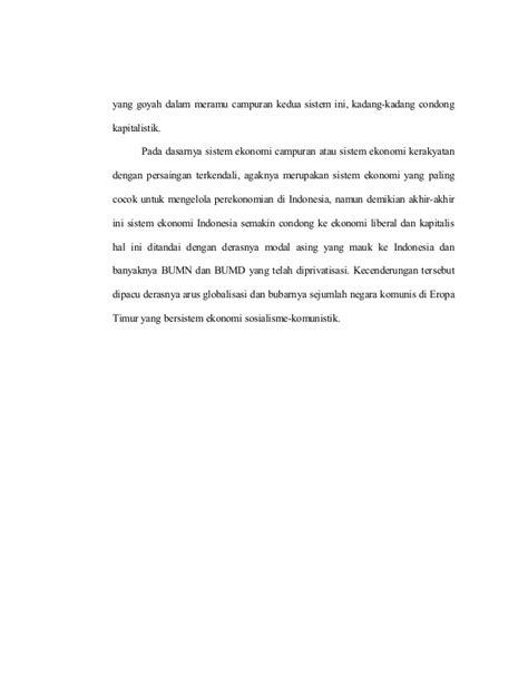 Sistem ekonomi-indonesia