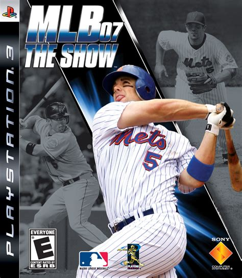 mlb 07 the show playstation 3