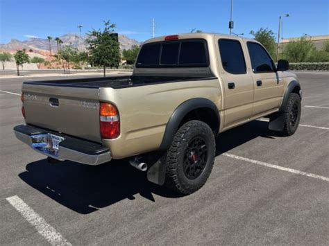 toyota tacoma 4 door 2004 toyota tacoma 4 door dc v6 rear locker trd wheels