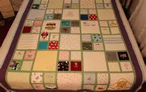Tee Shirt Quilt Examples