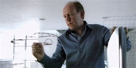 jaguar design director ian callum honored   hard