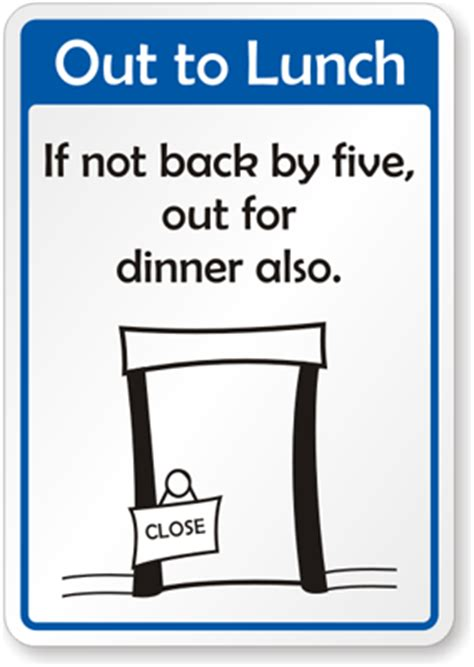 humorous safety signs humorous office signs funny signs