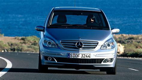 Mercedes Bklasse Gebraucht Würdiger Sternenträger Ntvde