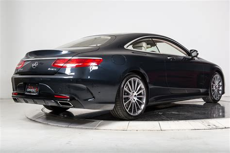 2015 mercedes benz s class: Used 2015 MERCEDES-BENZ S550 4MATIC COUPE For Sale ...