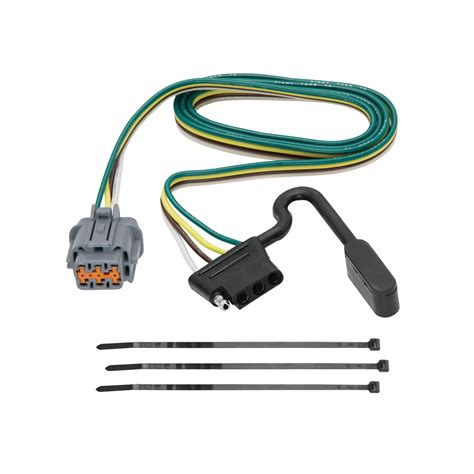 Nissan Truck Wiring Harnes by Replacement Oem Tow Package Wiring Harness 4 Flat Nissan